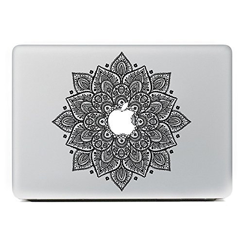 iCasso Leaves Removable Vinyl Decal Sticker Skin for Apple Macbook Pro Air Mac 13