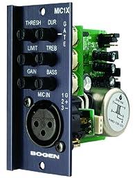 Bogen Microphone Input Module MIC1X