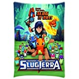 "Accurate Store American/Canadian animated television series Slugterra Pillow case Covers Standard Size 20""x30""... by Pillow case Covers"