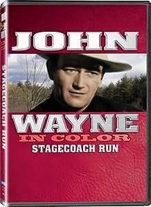 JOHN WAYNE: STAGECOACH RUN - DVD JOHN WA