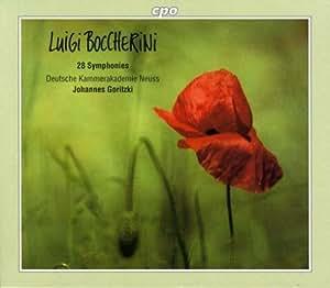 Luigi Boccherini: 28 Symphonies