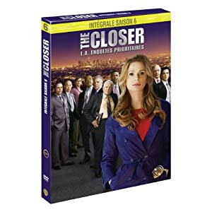 The Closer, saison 6 - coffret 3 DVD
