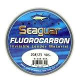 Seaguar Blue Label 25-Yards Fluorocarbon Leader (15-Pounds)