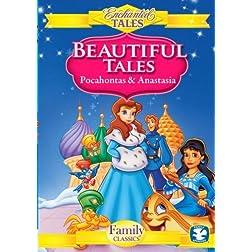 Beautiful Tales (2 Disc Set) - Anastasia, Pocahontas
