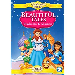 Beautiful Tales (2 Disc Set) - Anastasia, Pocahontas