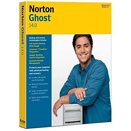 Norton Ghost 14.0