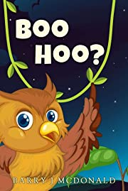 Owl Books For Children - Boo Hoo (Rhyming Children's Picture Book)