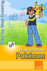 How To Draw Pokemon- Step-By-Step Drawing Lessons for Children