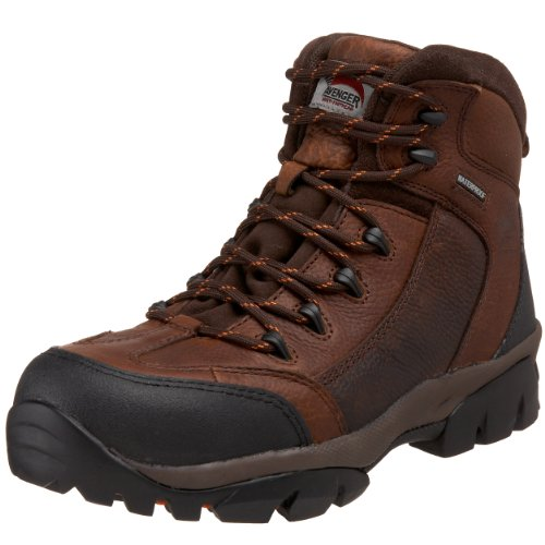 Avenger Safety Footwear Men's 7244 Composite Toe Boot
