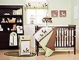 Kids Line Willow Organic 4-Piece Crib Set