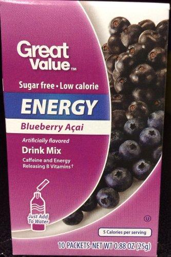 Acai Vitamin Water