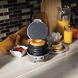 Hamilton Beach Electric Breakfast Sandwich Maker - Silver