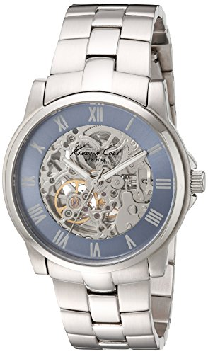 kenneth-cole-new-york-kc3829-mens-blue-dial-silver-stainless-steel-strap-automatic-watch