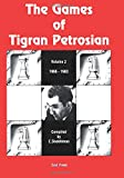 img - for The Games of Tigran Petrosian Volume 2 1966-1983 book / textbook / text book