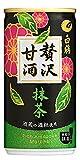 白鶴 贅沢甘酒 抹茶 缶入り 190g×30本