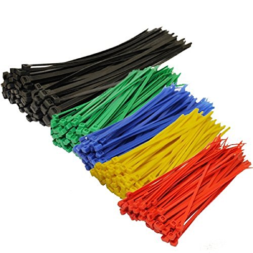 50-pcs-black-8-inch-3x200mm-200-pcs-color-4-inch-3x100mm-cable-zip-ties-length-8-inch-red-yellow-blu