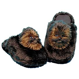 Star Wars Chewbacca Slippers Large 11/12 Size