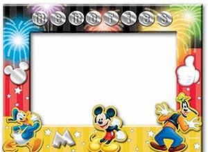 Amazon.com - Disney Mickey Mouse Donald Goofy Memories Picture Frame