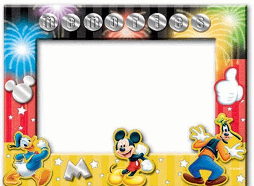 Disney Mickey Mouse Donald Goofy Memories Picture Frame (Disney Picture Frames compare prices)