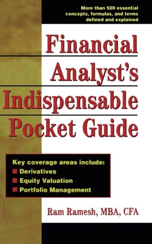 Financial Analyst's Indispensable Pocket Guide