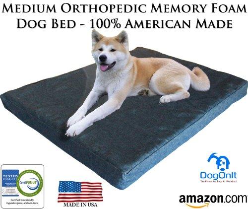 Orthopedic Dog Beds 8766 front