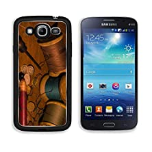 buy Msd Samsung Galaxy Mega 5.8 Aluminum Plate Bumper Snap Case Still Light With Vintage Thread And Needles On The Old Wooden Table Image 25749748