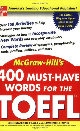 400 Must-Have Words for TOEFL