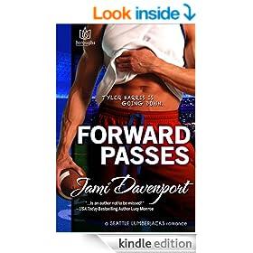 Forward Passes (Seattle Lumberjacks Book 2)