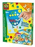 SES Creative - Aprendo a reconocer formas, set de juego, multicolor (14839)