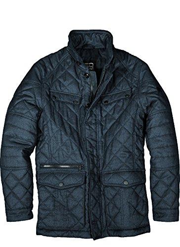 S4 Jackets – Wasserabweisende Herren Steppjacke in der Farbe Blau, H/W 15, Gentlemen2 (74121 2492 000) günstig