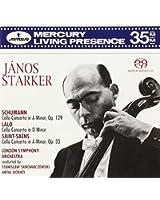 Schumann - Lalo - Saint-Saëns : Concertos pour violoncelle