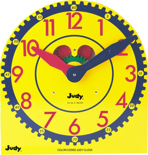 Color-Coded Judy® Clock - 1