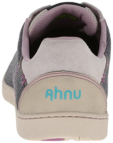 pictures of Ahnu Women's Noe Leather Oxford, Goat, 9 M US
