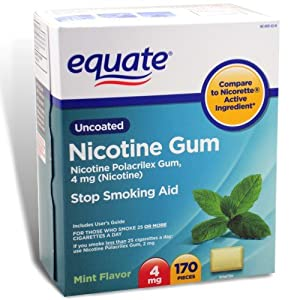 Nicotine polacrilex gum helps to reduce the smoking habits of smokers. To get the best offer just order it at Drugpillstore.com