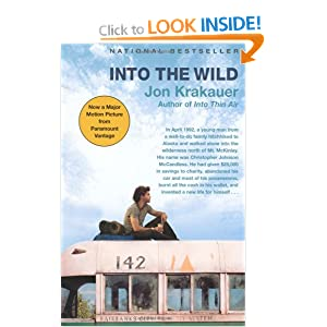 into the wild book  quotes