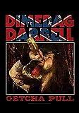 Dimebag Darrel - Getcha Pull Pantera - Posterflagge 100% Polyester - Grösse 75x110 cm