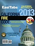 img - for 2013 California Fire Code (CFC),Title 24 Part 9. Looseleaf EasiTabs book / textbook / text book