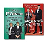 Alexander Armstrong The 100 Most Pointless Arguments & Things in the World 2 Books Collection Pack, (The 100 Most Pointless Things in the World & The 100 Most Pointless Arguments in the World
