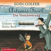 Die Verschwörung (Artemis Fowl 2) Audiobook by Eoin Colfer Narrated by Rufus Beck