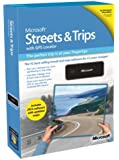 Microsoft Streets & Trips with GPS Locator 2011 [Old Version]