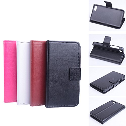 Flip Pu Leather Protective Case Cover For Blackberry Z10 (Cas Blackberry Z10 compare prices)