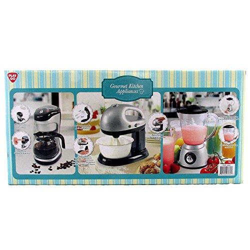 Toy Kitchen Appliance Set