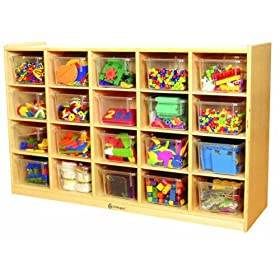 A+ Childsupply 20 Tray Cabinet