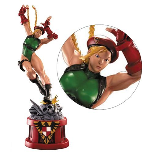 Street-Fighter-V-Cammy-14-Scale-Statue