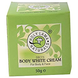 Holy Lama Naturals Body Cream, 50gm