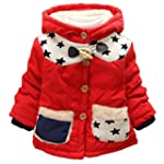 Baby Boy Girl Unisex Winter Warm Plus...