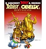 Asterix and Obelix's Birthday The Golden Book by Goscinny ( AUTHOR ) Oct-07-2010 Paperback Goscinny
