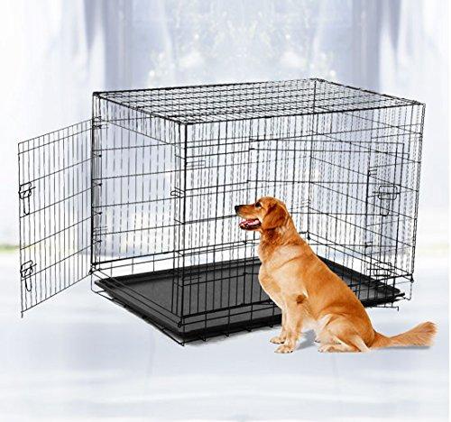 Outsunny gabbia da trasporto trasportino gabbia for Trasportino per cani amazon