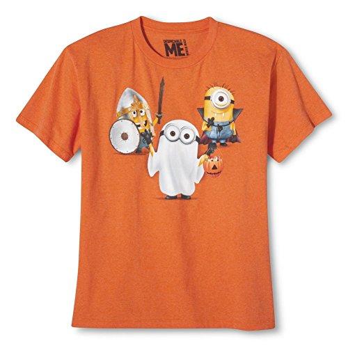 Despicable-Me-Minion-Orange-Halloween-T-shirt
