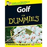 Golf For Dummies - UK Editionby Alicia Harney